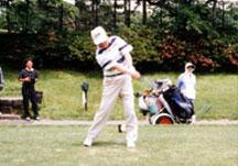 ゴルフ部1